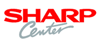 Sharp Center Logo