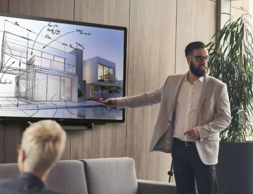 Présentation de nos Solutions d'affichage interactif